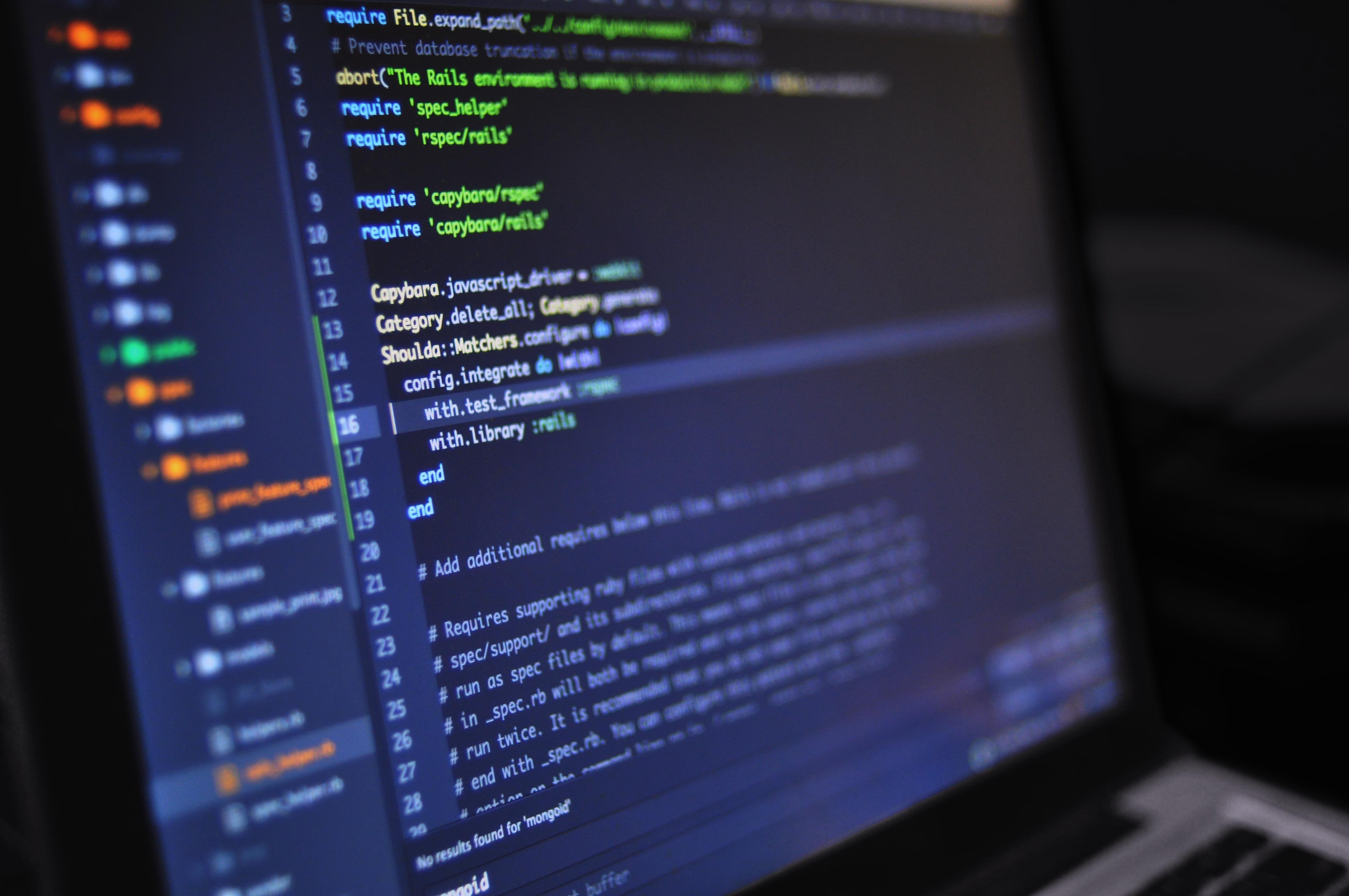 Programming & Tech